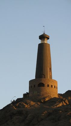 Lighthouse, Chanaral, Atacama Region, Chile by omarcio_dj