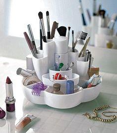 18 rangements maquillage que chaque fille devrait connaitre – Astuces de filles