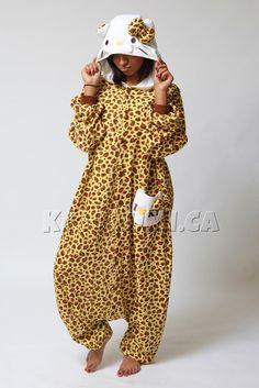 Hello Kitty Costume Adult Onesie Pajamas from www.kigurumi.ca
