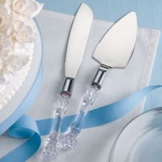 Free 2-day shipping on qualified orders over $35. Buy Wilton Crystal Cake and Knife Server at Walmart.com