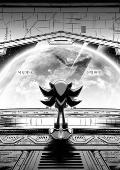 Shadow ark Shadow The Hedgehog, Sonic The Hedgehog, Shadow And Maria, Game Sonic, Sonic Franchise, Sonic And Shadow, Sonic Fan Art, Epic Art, Comic Pictures