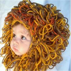 Cute Lion costume