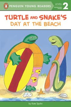 Turtle and Snake's Day at the Beach (Penguin Young Reader...