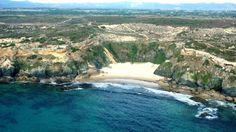 Praia da Angra da Cerva, Vila Nova de Milfontes (Portugal).