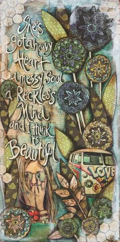 Victoria Art, Inner Peace Quotes, Hippie Chick, Good Vibes, Things To Think About, Hippy, Psychedelic, Boho, Coffee