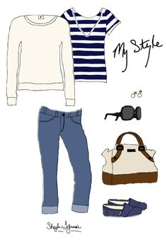 this would totally be my Louis inspired outfit!