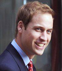 Title: Prince William of Wales, Duke of Cambridge  Full Name: William Arthur Philip Louis  Father: Prince Charles, Prince of Wales  Mother: Diana, Princess of Wales  Relation to Elizabeth II: Grandson  Born: June 21, 1982 at St Mary's Hospital, Paddington, London  Current Age: 29 years, 9 months and 16 days  Married: Catherine Middleton on April 29, 2011 at Westminster Abbey