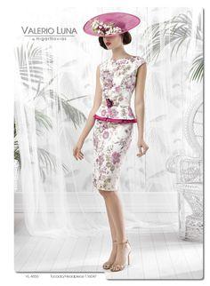 Diseños con estampado floral http://blog.higarnovias.com/page/2/ #Entrebastidores #BlogHigarNovias