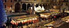 Christmas Markets of Verona - late November to late December