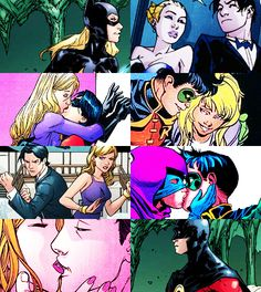 stephanie brown and tim drake fanfic - Google Search