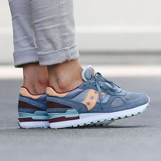Sneakers femme - Saucony Shadow Original (©titoloshop)