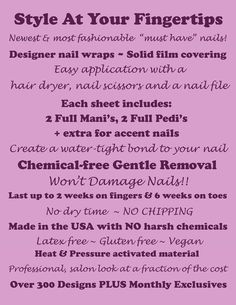 What are Jamberry Nail Wraps? http://jamwithtinamarie.jamberrynails.net/