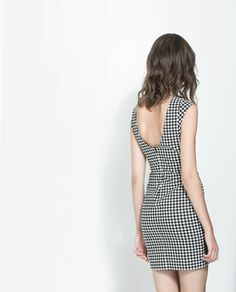 Image 4 of PRINTED DRESS from Zara
