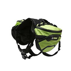 Pet Saddlebags Dog Backpack Waterproof Oxford Safety Reflective  Used As Dog Harness As Well * Check this awesome product by going to the link at the image.