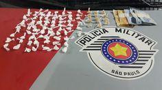 Equipa Alfa da PM surpreende homem com cocaína e tráfico no Jardim Brasil -   A equipe Alfa da Polícia Militar registrou um caso de tráfico de drogas na noite desta terça-feira, 28, no Jardim Brasil. Os soldados Destro e Doriguel faziam patrulhamento na região quando surpreenderam um indivíduo na rua Gastão Thomaz Almeida em atitude suspeita.  Segundo Boletim de - http://acontecebotucatu.com.br/policia/equipa-alfa-da-pm-surpreende-homem-com-cocaina-e-trafico