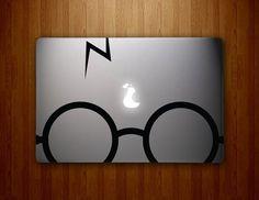 Macbook Decal Mac book Stickers Macbook Decals by HawkeyeDecals