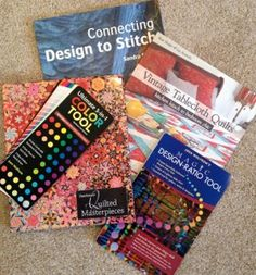 Quiltmakers Treasure Hunt; Giveaway of fabulous C&T Publishing products!