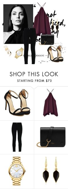 """""""Untitled #99"""" by merimaa997 ❤ liked on Polyvore featuring STELLA McCARTNEY, Mulberry, Movado, Isabel Marant and BP."""