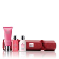 Molton Brown Pink Peppercorn Cracker Image 01 Beautiful Gift Boxes Christmas Crackers Special