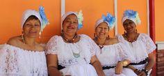 Mujeres chilenas afrodescendientes. Arica, norte de Chile