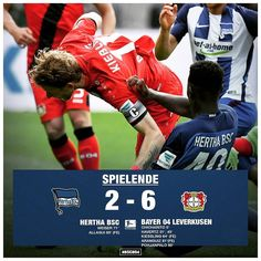 Abpfiff in Berlin #BSCB04 #hahohe