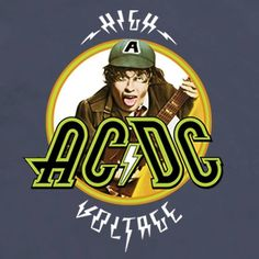 Rock N Roll, Ac Dc, Acdc Albums, Hard Rock, Rock Bands, Woodstock, Rock Posters, Music Posters, Pochette Album