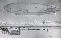 O Norge, projetado por Umberto Nobile, primeiro voou em 1924 sob o nome N1. Foi reconstruído um ano depois para condições árticas. Foi a primeira aeronave no Pólo Norte e a primeira a sobrevoar a calota de gelo polar entre a Europa e a América.