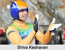 Shiva Keshavan is an Indian Athlete to play luge and he is the first Indian in Olympics in 2014. For more visit the page. #sports #games #olympics