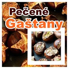 Roasted chestnuts autumn tasty recipe