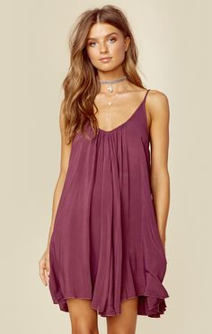 U BACK BABYDOLL DRESS | @ShopPlanetBlue