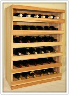 Vintner Pull Out Wine Storage