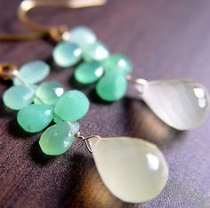 mint condit, mint earring