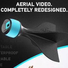 GoProを投げるための器具AERの登場で新しい構図の動画が撮れる