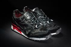 "This week saw the release of the 10th collaboration between Barcelona's retailer 24 Kilates and Diadora which takes the guise of the N.9000 ""Toro"". The collaboration takes influence from the bullfighting heritage of Spain and the build uses some premium materials in its construction which make literal translation from title to execution."