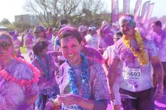 The Color Run with Medihelp Port Elizabeth - Fun. Fit. Healthy.
