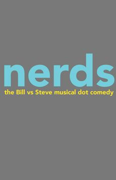 Nerds, A Musical Dot-Comedy will upload to Broadway. Directed by Casey Hushion and choreographed by Josh Bergasse, the new tuner about tech legends Bill Gates and Steve Jobs is set to begin previews on March 31. Tickets are now on sale for the production, which is scheduled to officially open on April 21 at the Longacre Theatre.
