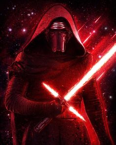 Star Wars: Episode VII - The Force Awakens - Kylo Ren by Paul Shipper