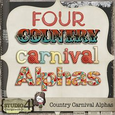 Personal Use :: Alphas :: Country Carnival Alphas