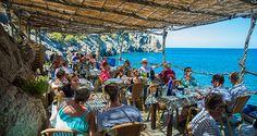 Ca's Patro March Restaurant in Cala Deià - All about Mallorca