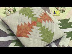 Vida com Arte | Pineapple em Patchwork por Airton Spengler - 23 de Julho de 2015 - YouTube