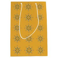 Daisy jewel medium gift bag - floral gifts flower flowers gift ideas