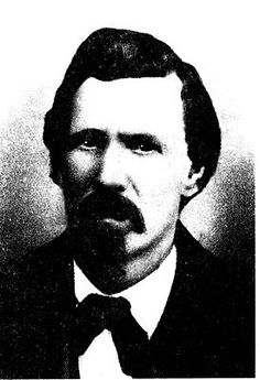 William J. Brady (August 16, 1829 – April 1, 1878) was the sheriff of Lincoln County during the Lincoln County Wars in New Mexico, United States. He was killed in an ambush, aged 48, in which Billy the Kid took part.