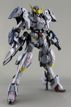 Custom Build: 1/100 Gundam Barbatos 6th Form [Detailed] - Gundam Kits Collection News and Reviews