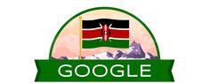 Kenya's independence day 2019 Kenya Independence Day, Declaration Of Independence, Google Doodles, Jomo Kenyatta, First Prime Minister, Nairobi, African Nations, Great Britain, December 12