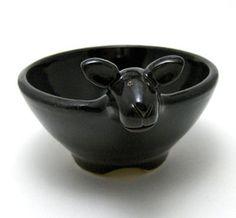 Lamb Ceramic Bowl