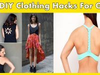 Transform An Old Outfit Into A Sexy One With These 18 DIY Dress Hacks!!