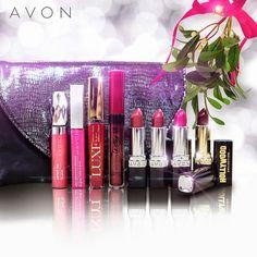 Avon Cosmetics' Latest News: Get your lips ready...