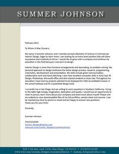 Academic Profile - Resume & Cover Letter & Sample Sheet by Summer Johnson, via Behance