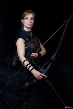 The Avengers - Hawkeye's Waiting by Ellubre.deviantart.com on @deviantART