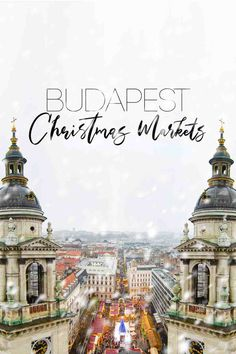 Budapest offers some of the best Christmas markets in Europe. Here are our top 3 Must Visit Budapest Christmas Markets (with 2019 Dates & Times). Including locals favorite Christmas markets in Budapest! Budapest Holidays, Budapest Christmas Market, Visit Budapest, Budapest Travel, Christmas Markets Europe, Budapest Hungary, Budapest Winter, Places To Travel, Travel Destinations